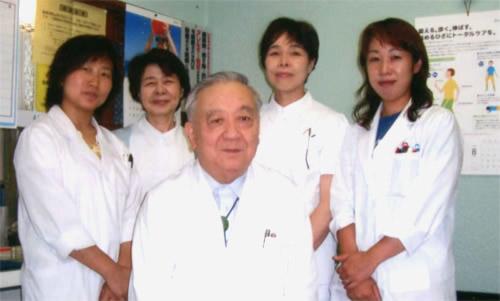 スタッフ紹介/山科区 内科 がん 治療
